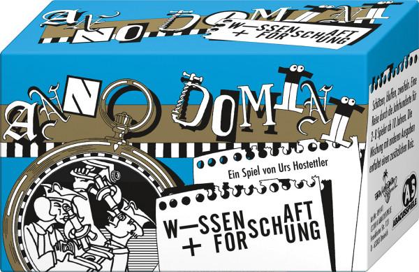 Anno Domini Wissenschaft+Forschung