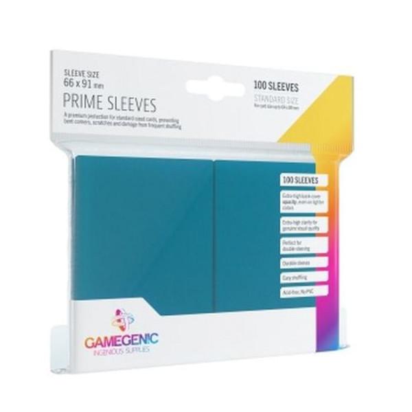 Gamegenic - Prime Sleeves Blue (100 Sleeves)