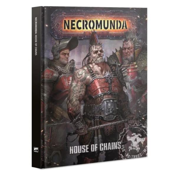 NECROMUNDA: HOUSE OF CHAINS (ENG) (300-52)