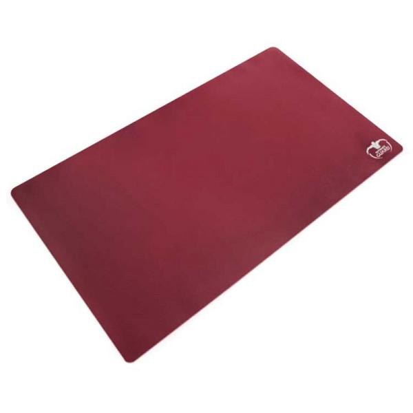 Play Mat Monochrome Bordeaux Red 61 x 35 cm