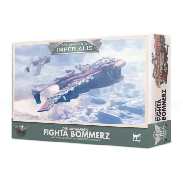 A/I: ORK AIR WAAAGH! FIGHTA BOMMERZ (500-15)