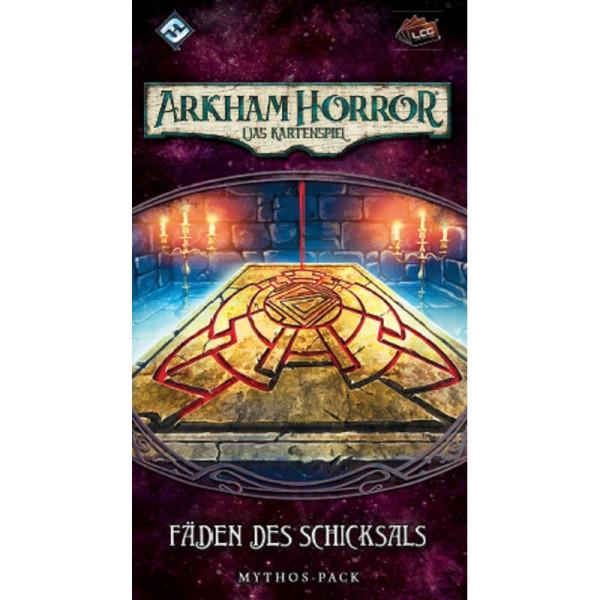 Arkham Horror: LCG - Fäden des Schicksals Mythos-Pack (Vergessene-Zeitalter-1)