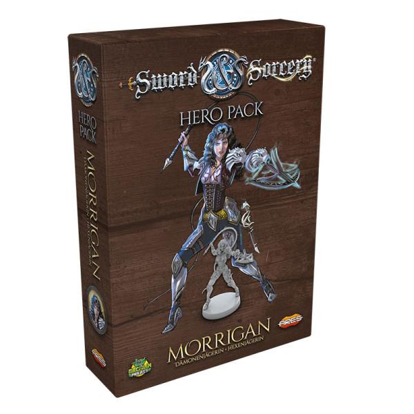 Sword & Sorcery - Morrigan