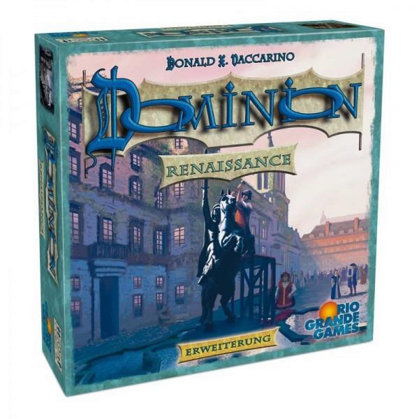 Rio Grande Games Dominion: Renaissance 96