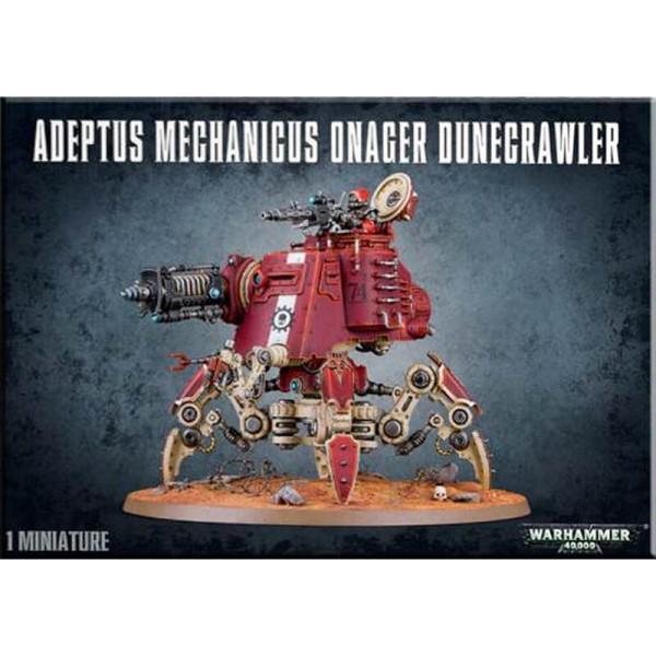 ADEPTUS MECHANICUS ONAGER DUNECRAWLER (59-13)