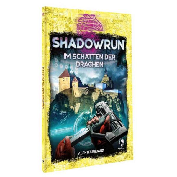 Shadowrun 6: Im Schatten der Drachen (ADL-Abenteueranthologie) (Softcover)