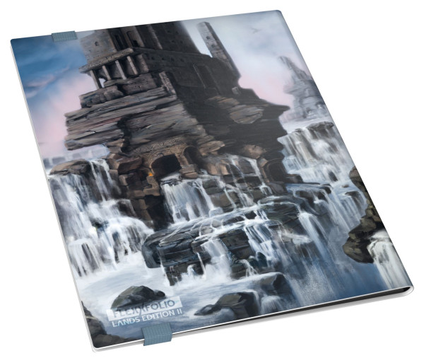 18-Pocket Flexxfolio™ - Lands Edition II - Insel