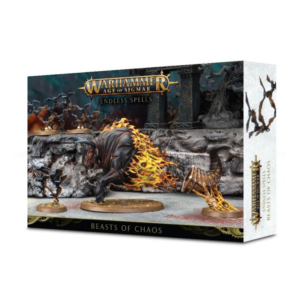 ENDLESS SPELLS: BEASTS OF CHAOS (81-02)