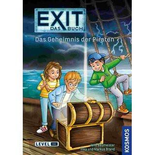 KOSMOS Exit das Buch: Das Geheimnis der Piraten