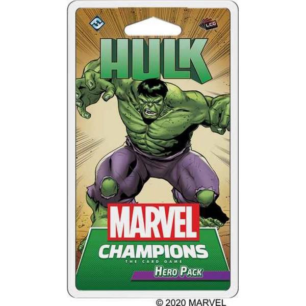 Marvel Champions The Card Game: Hulk - EN