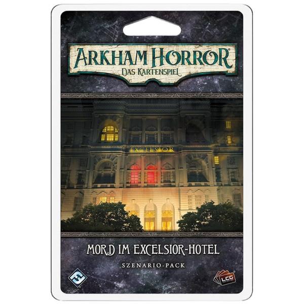 Arkham Horror: LCG - Mord im Excelsior-Hotel Szenario-Pack