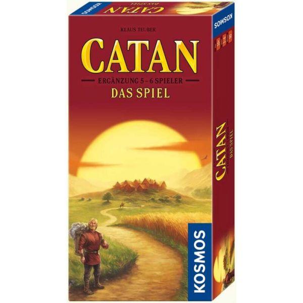 Catan - Ergänzungsset 5-6 Spieler