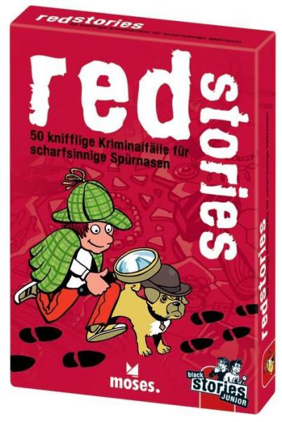 black stories Junior red stories