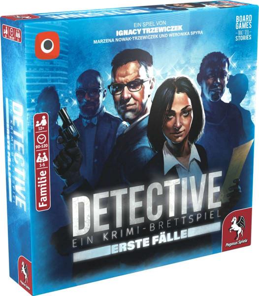 Detective Erste Fälle