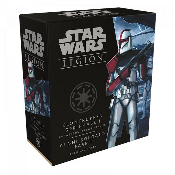 Star Wars: Legion - Klontruppen der Phase I (Aufwertung)