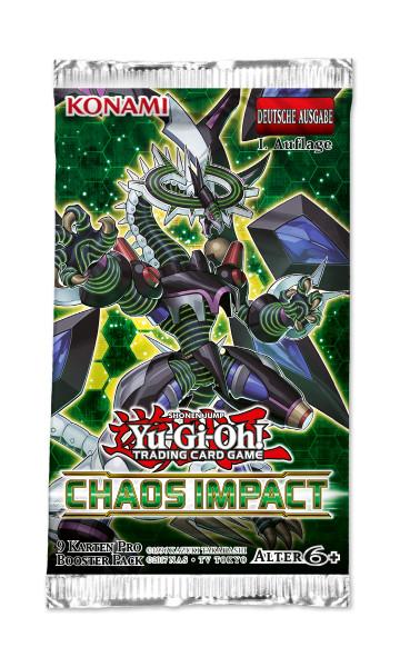 Chaos Impact - Booster (DEU) 1. Auflage