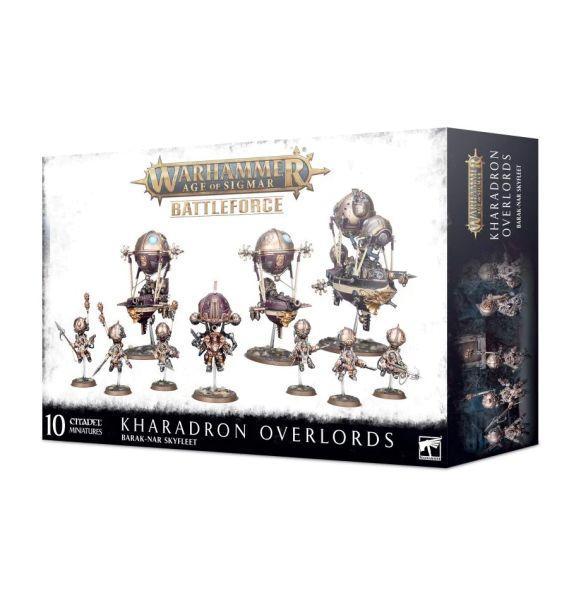 Battleforce der Kharadron Overlords – Himmelsflotte von Barak-Nar