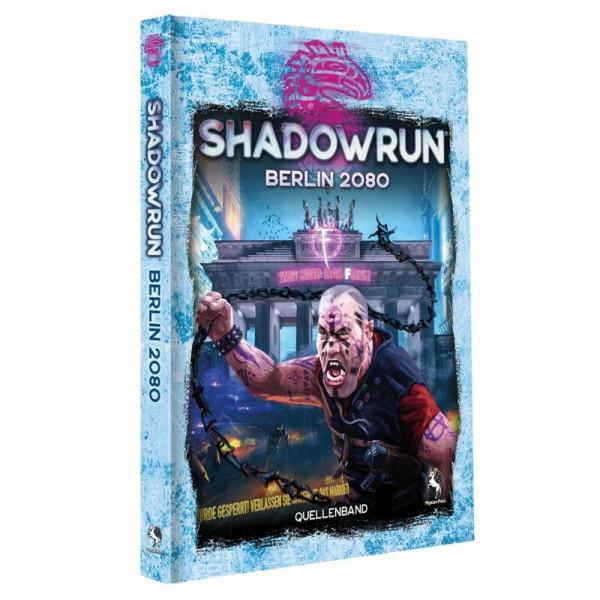 Shadowrun 6: Berlin 2080 (Hardcover)