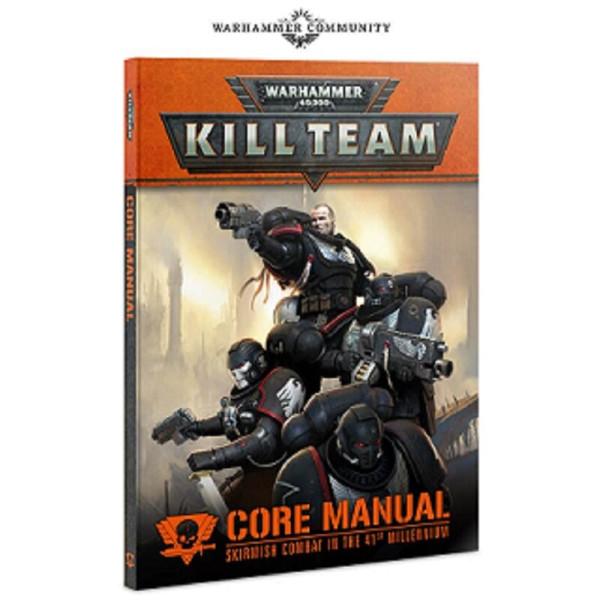 WH40K: KILL TEAM CORE MANUAL (ENG) (102-01)