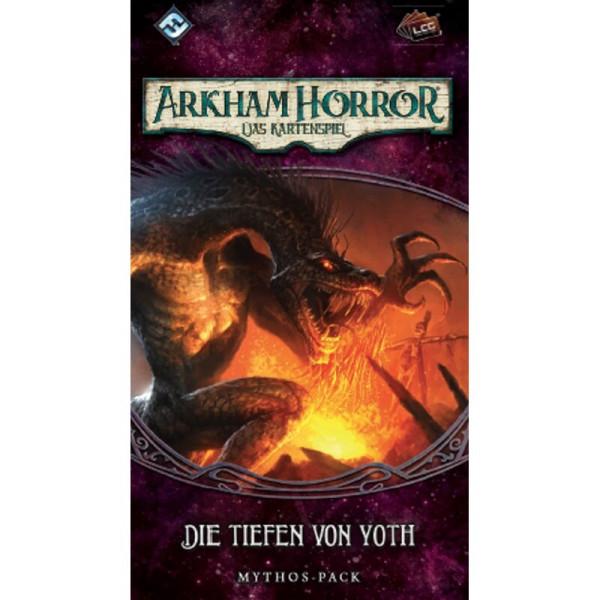 Arkham Horror: LCG - Die Tiefen von Yoth Mythos-Pack (Vergessene-Zeitalter-5)