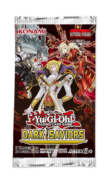Dark Saviors - Booster (DEU) 1. Auflage