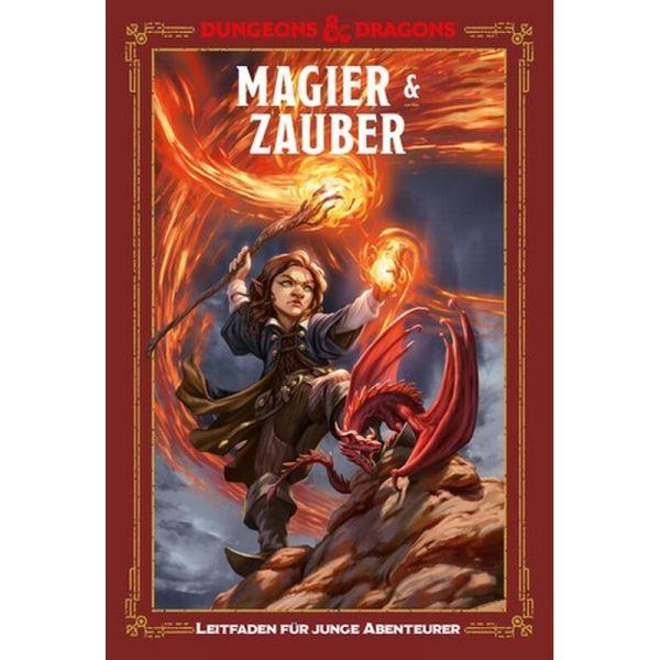 Magier & Zauber: Ein Leitfaden für junge Abenteurer