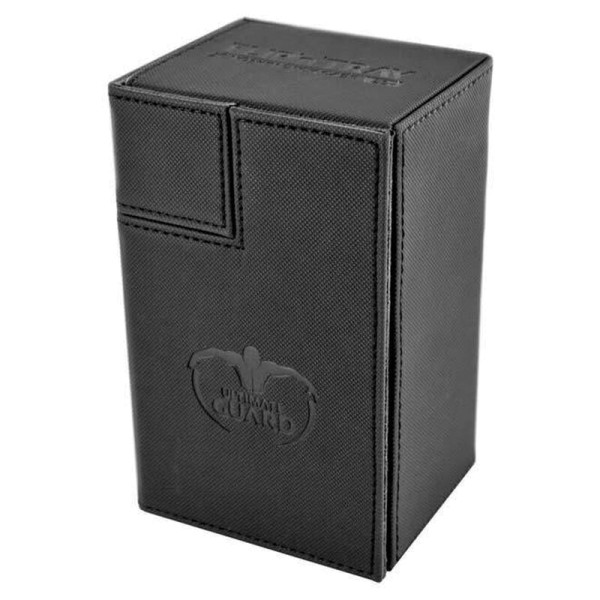 Flip´n´Tray Deck Case 80+ Standard Size XenoSkin™ Black