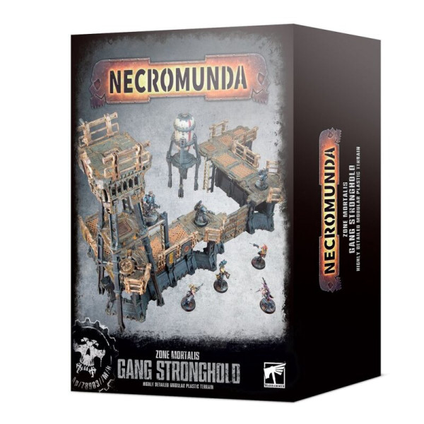 NECROMUNDA:ZONE MORTALIS:GANG STRONGHOLD (300-69)