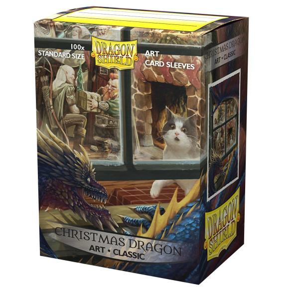 Dragon Shield: ART Sleeves Classic Christmas (100)