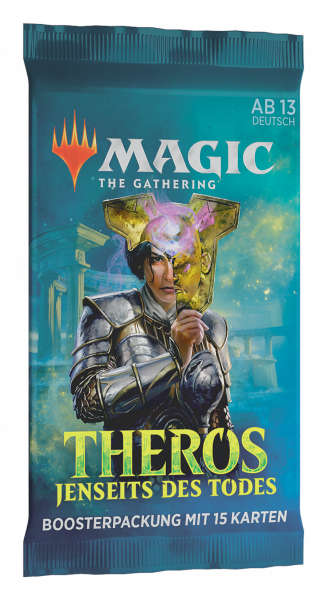 Theros Jenseits des Todes - Draft Booster (DEU)