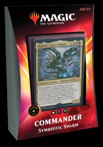 Commander Ikoria - Symbiotic Swarm (ENG)