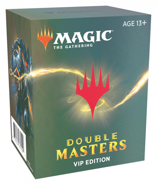 Double Masters - VIP Booster (ENG)