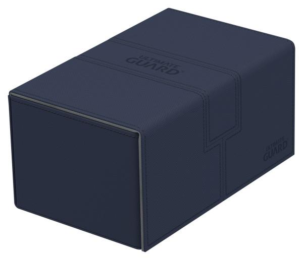 Twin Flip´n´Tray Deck Case 160+ Standard Size XenoSkin™ Blue