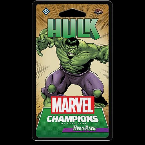 Marvel Champions: Das Kartenspiel - Hulk Erweiterung - DE