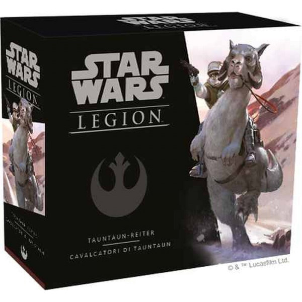 Star Wars: Legion - Tauntaun-Reiter
