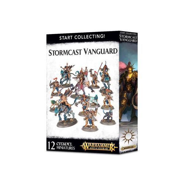 START COLLECTING! STORMCAST VANGUARD (70-87)