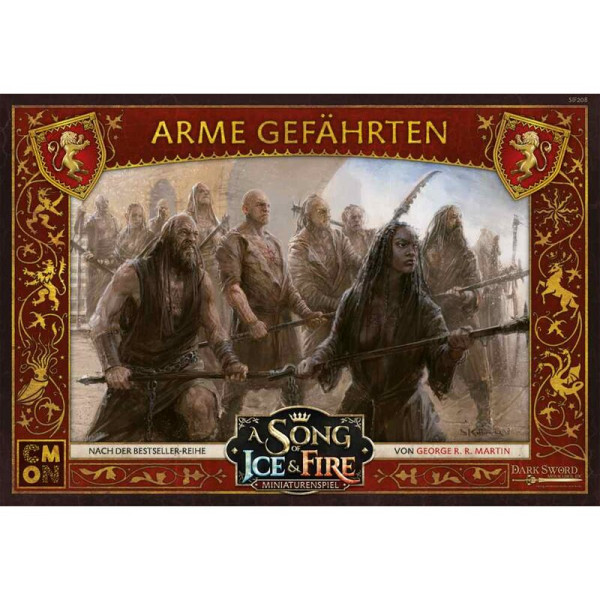 A Song of Ice & Fire - Arme Gefährten