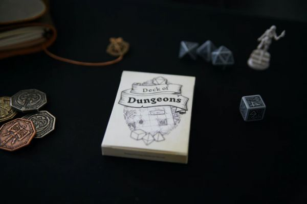 Deck of Dungeons