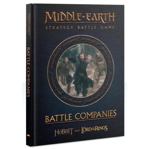 MIDDLE-EARTH SBG: BATTLE COMPANIES (ENG) (30-09-60)