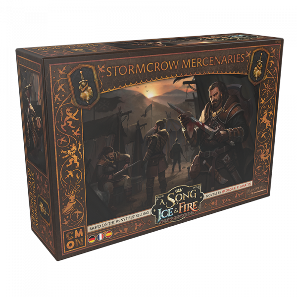 A Song of Ice & Fire - Stormcrow Mercenaries (Söldner der Sturmkrähen)
