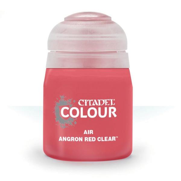 AIR: ANGRON RED CLEAR (24ML) (28-55)