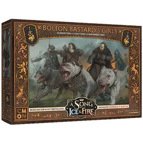 A Song of Ice & Fire - Bolton Bastard's Girls