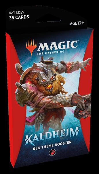 Kaldheim - Theme Booster Red (ENG)