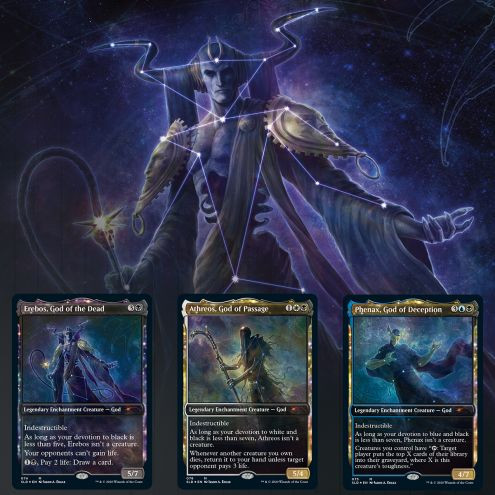 Secret Lair - Theros Stargazing Vol 3 (ENG)