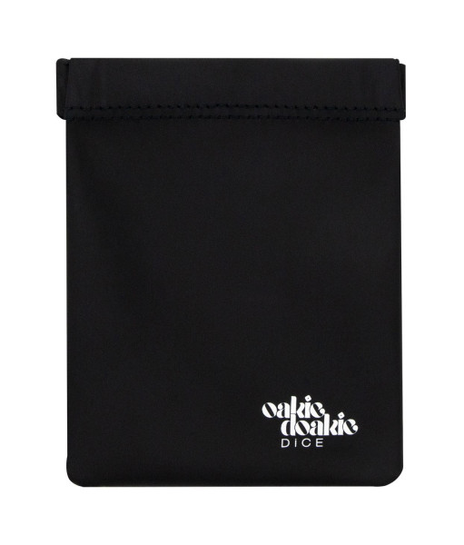 Oakie Doakie Dice Bag small - black