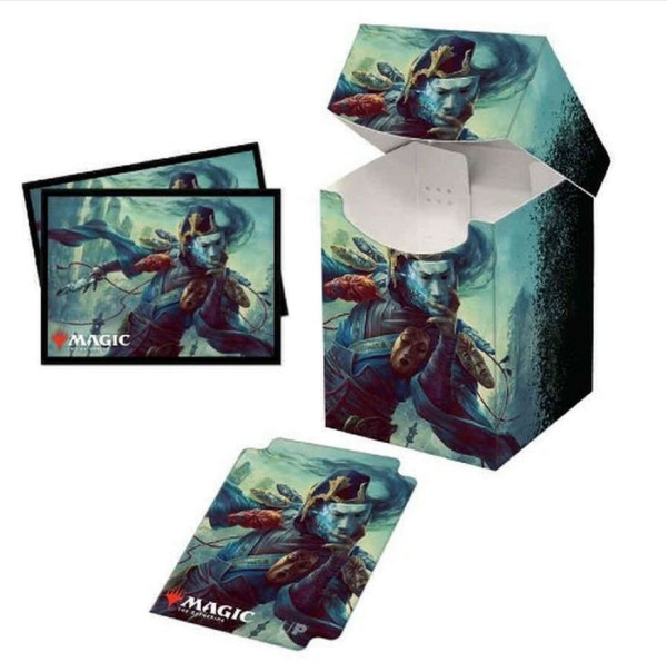 Combo Sleeves and Deck Box V1