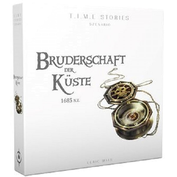 T.I.M.E Stories - Bruderschaft der Küste