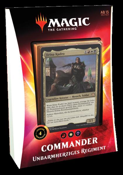 Commander Ikoria - Unbarmherziges Regiment (DEU)