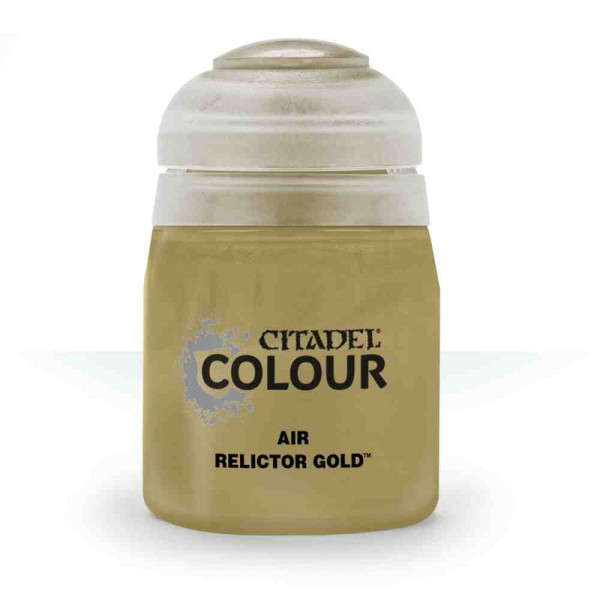AIR: RELICTOR GOLD (24ML) (28-49)