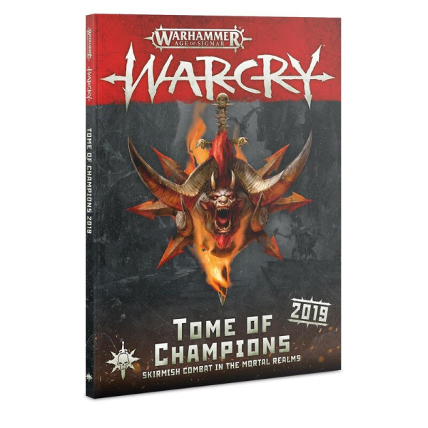WARCRY: TOME OF CHAMPIONS 2019 (ENG) (111-38)